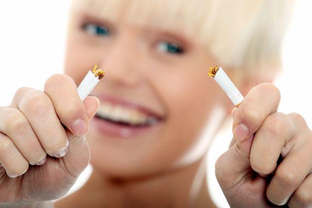 бросить курить и не стать толстой