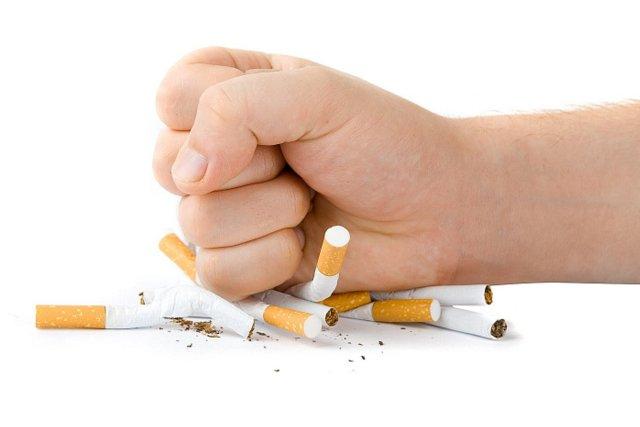 Отказываемся от психологической зависимости сигарет