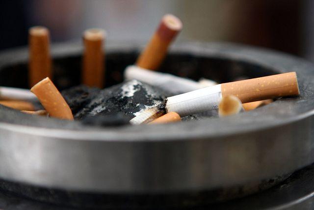 Как очистить организм когда вы бросили курить?