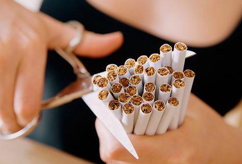 Скажи курению нет