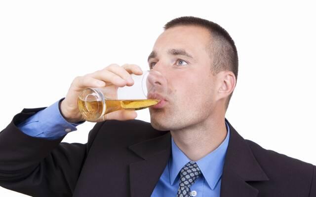депрессия алкоголь